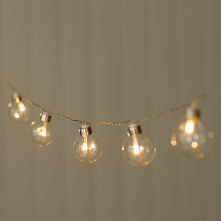 Battery Operated Lights Above Pictures