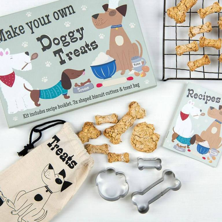 How to Make Your Own Dog Treats