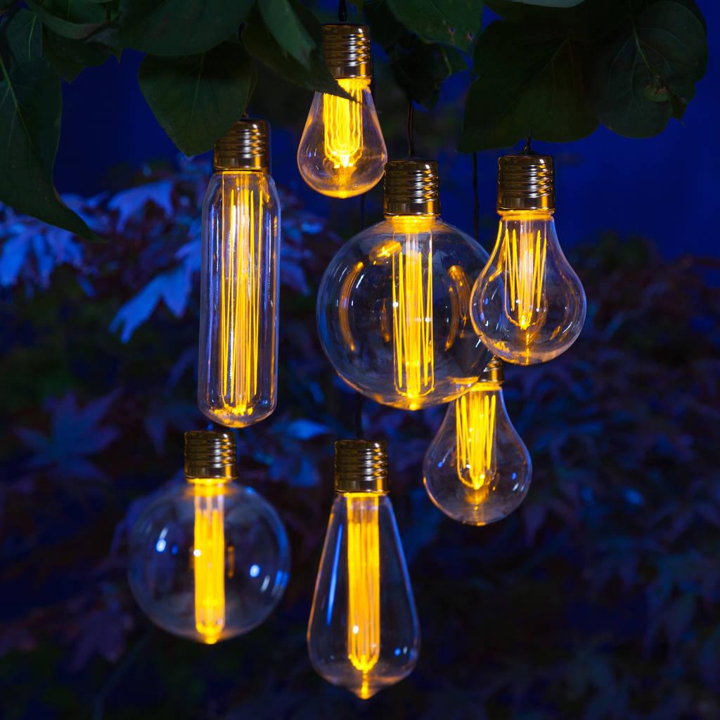 Solar Powered Garden Lanterns