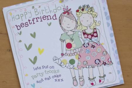Results For Birthday Card Ideas For Best Friend Girl