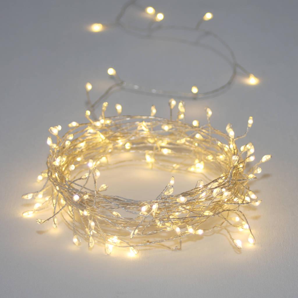 Timer Christmas Lights