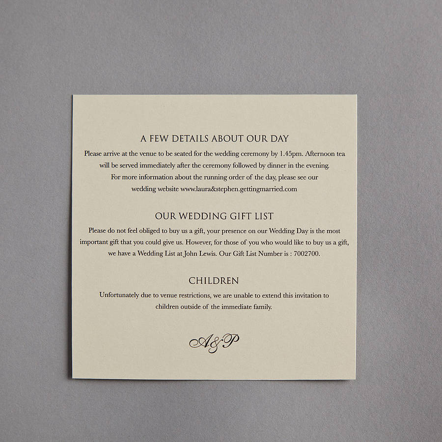 Set Date Wedding Cards