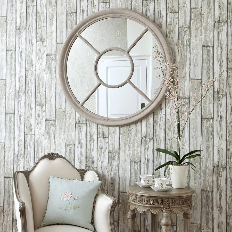 Round Window Mirror By Decorative Mirrors Online