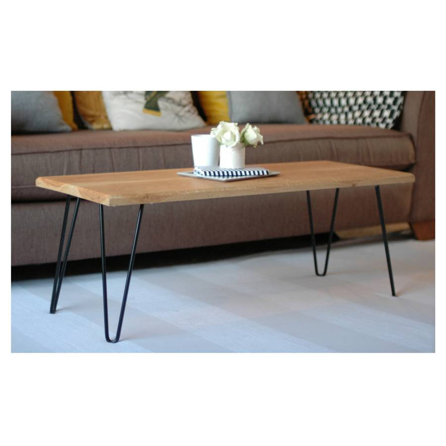 Hairpin Coffee Table
