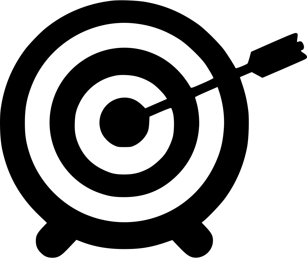 Aim Target Goal Svg Png Icon Free Download 451982