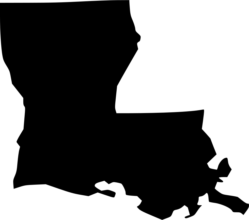 Louisiana Svg Png Icon Free Download (#466871 ...