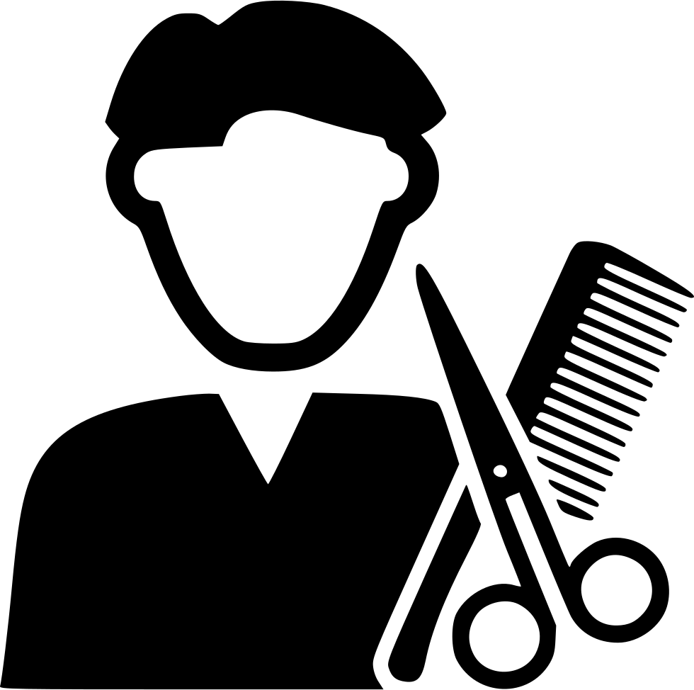 barber logo svg - 980×974