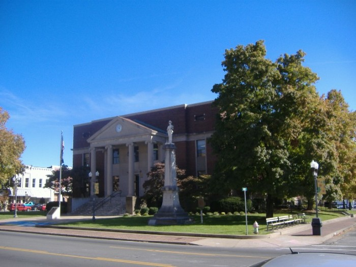 Lexington Historical Places Ky