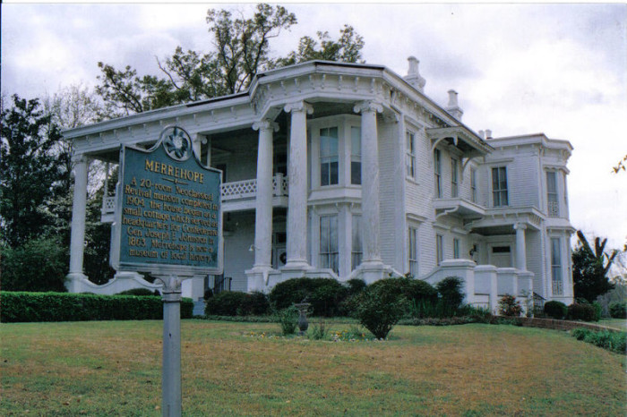 Most Haunted Places Mississippi