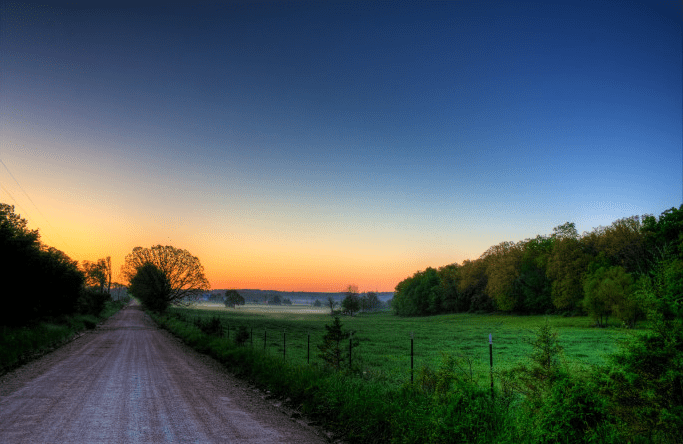 Take These 15 Country Roads In Missouri For An