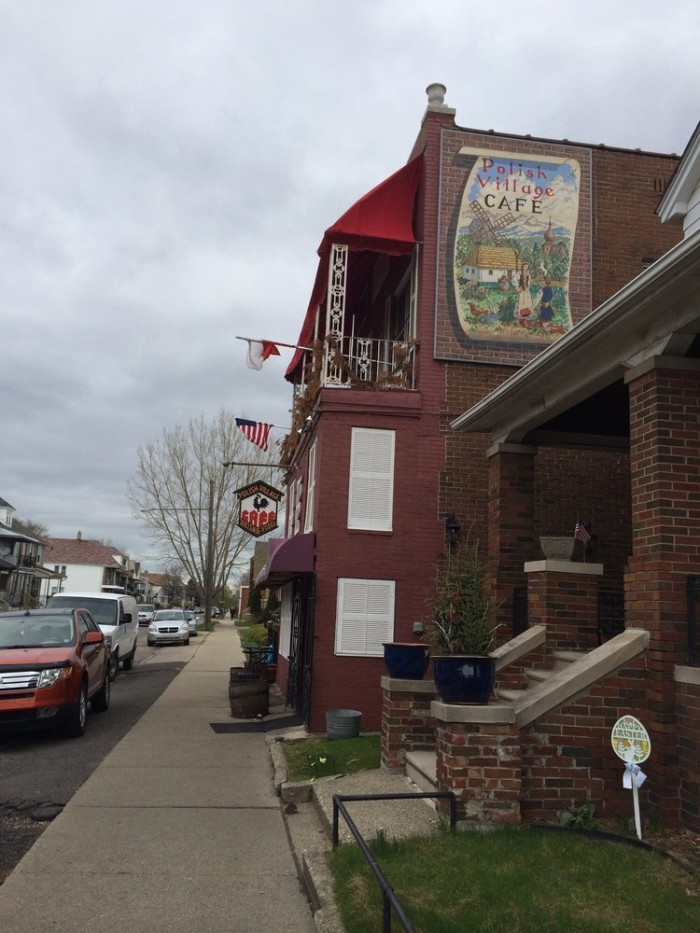 Soul Food Restaurants Detroit