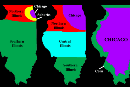 map suburbs chicago illinois » Free Wallpaper for MAPS   Full Maps