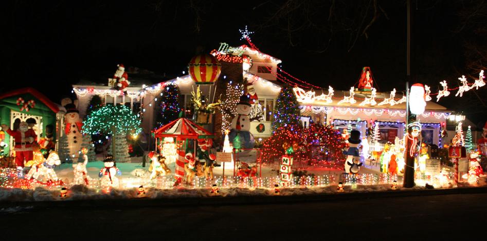 Dallas Christmas Lights