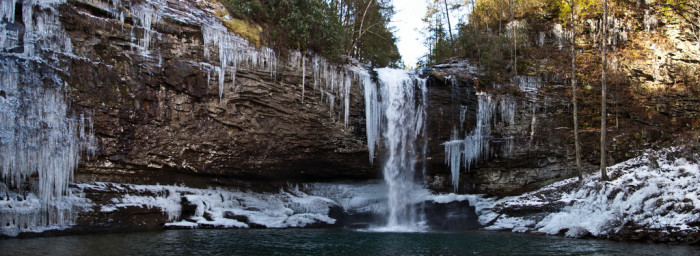 Everyone In Georgia Must Visit This Epic Waterfall As Soon As     8  Or even freeze over