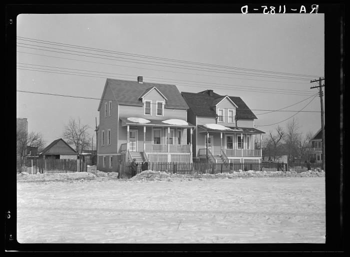 Depression Great Inside Homes