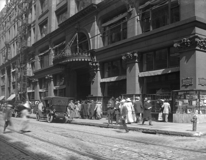 Here's What Pittsburgh Looked Like 100 Years Ago