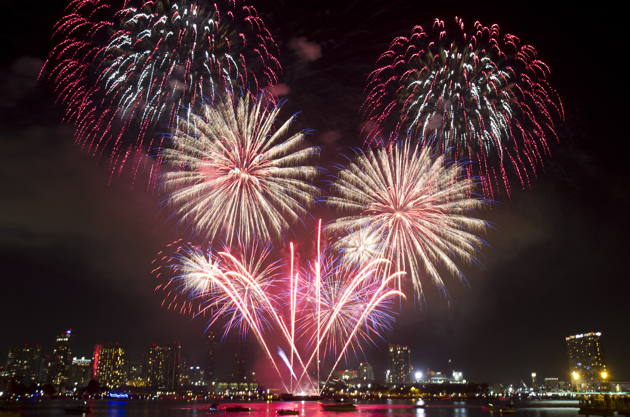 The Best Fireworks Displays In Southern California In 2016