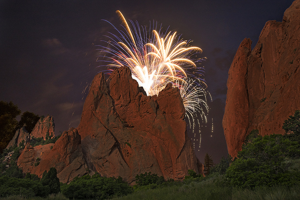 The Best Fireworks Displays In Colorado In 2016 Cities