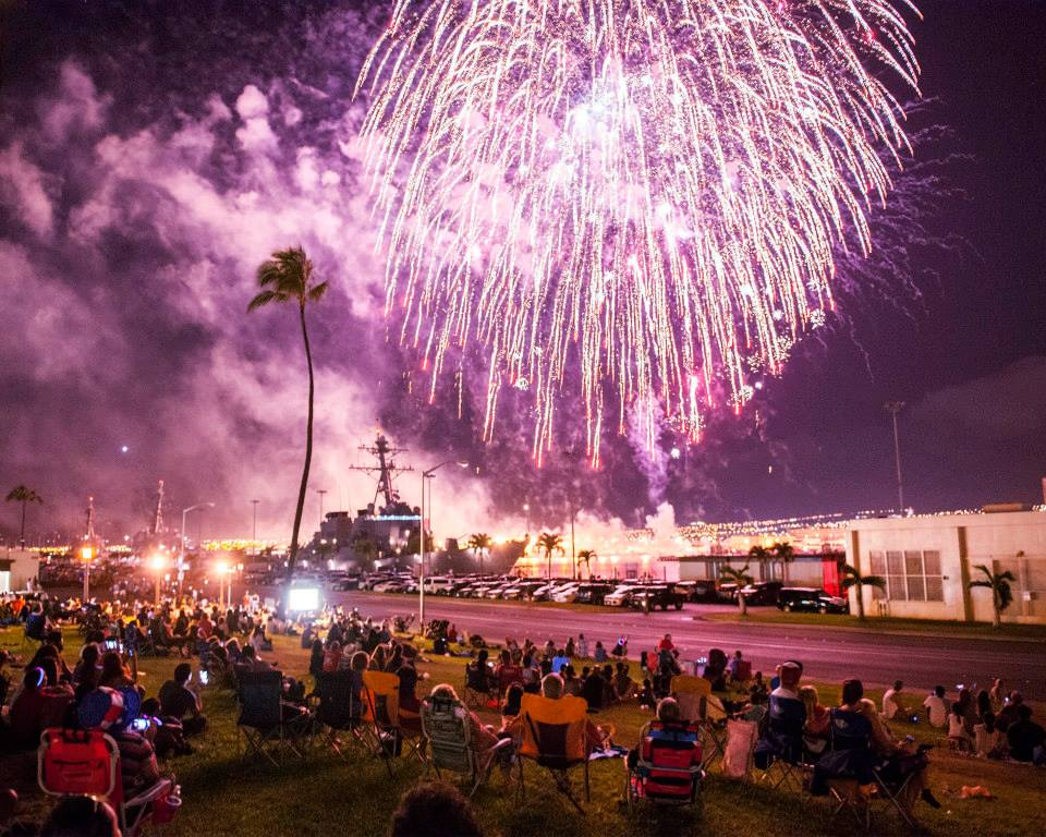 The Best Fireworks Displays In Hawaii In 2016 Cities