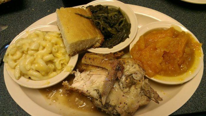Soul Food Restaurants Mississippi
