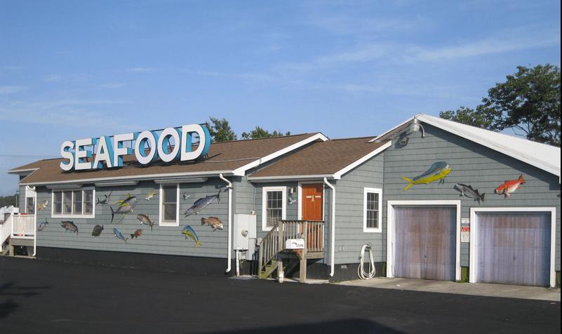 Local San Francisco Seafood