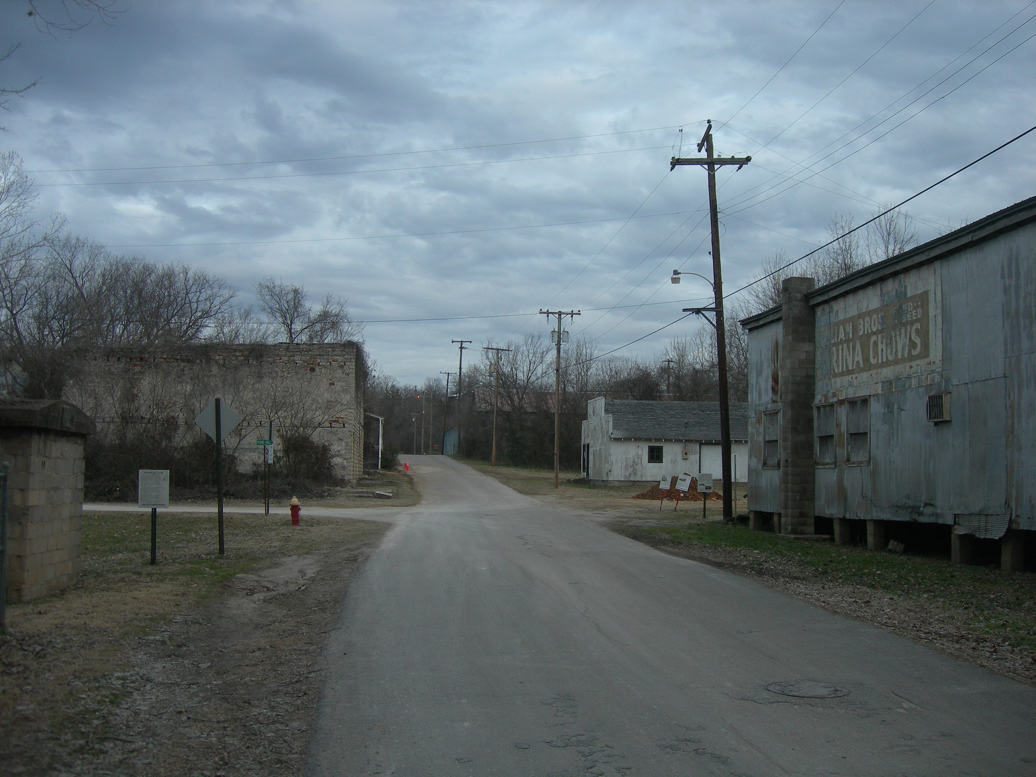 This Small Town In Arkansas Could Be Right Out Of A Horror