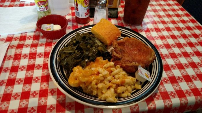 Columbia Sc Soul Food Restaurants