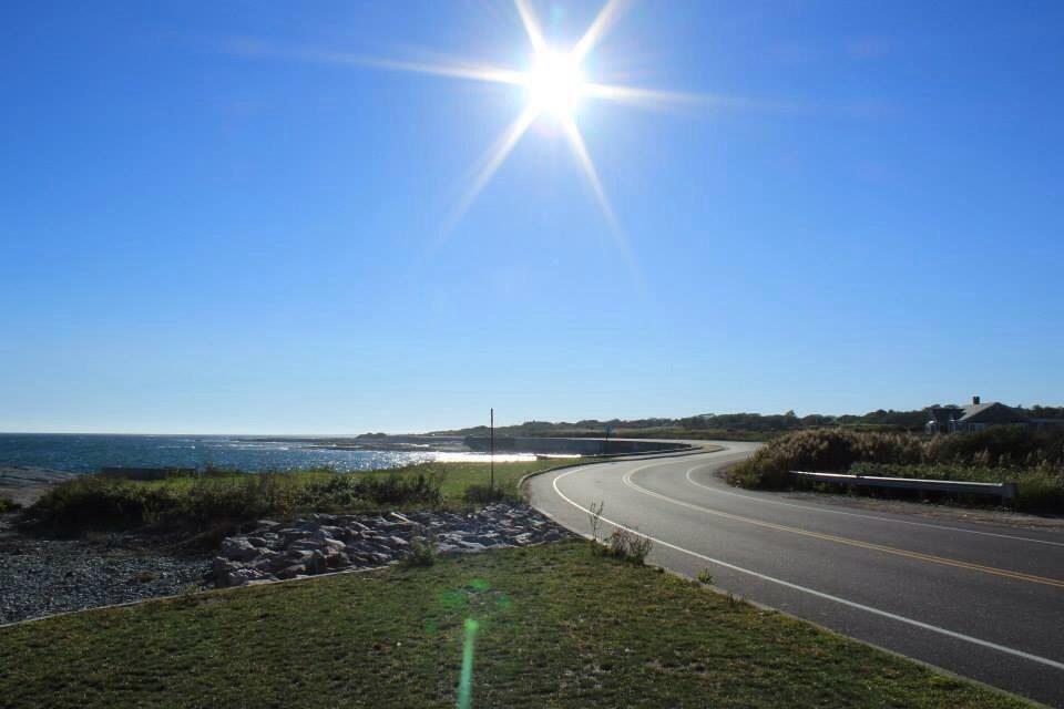 The Most Scenic Drive In Rhode Island