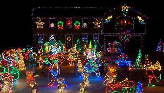 Christmas Lights Utah