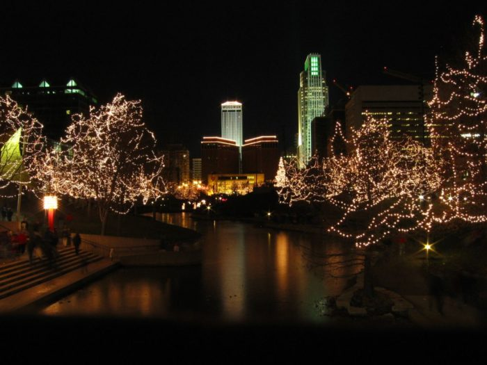Christmas Lights Omaha
