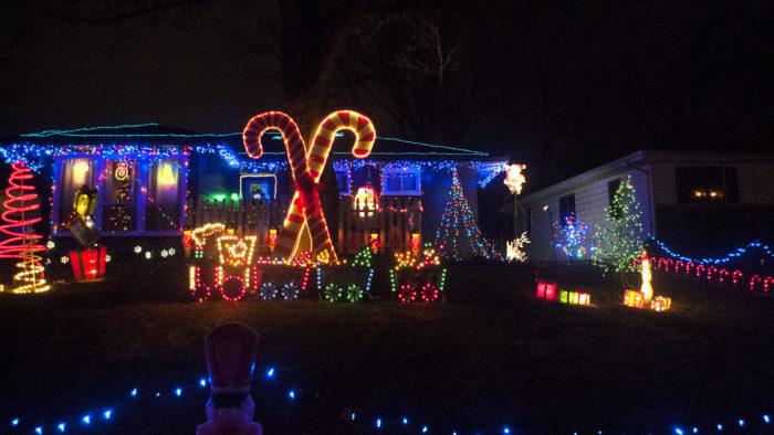 Zoo Lights Brookfield