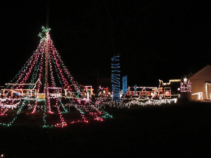 Christmas Light Displays Virginia