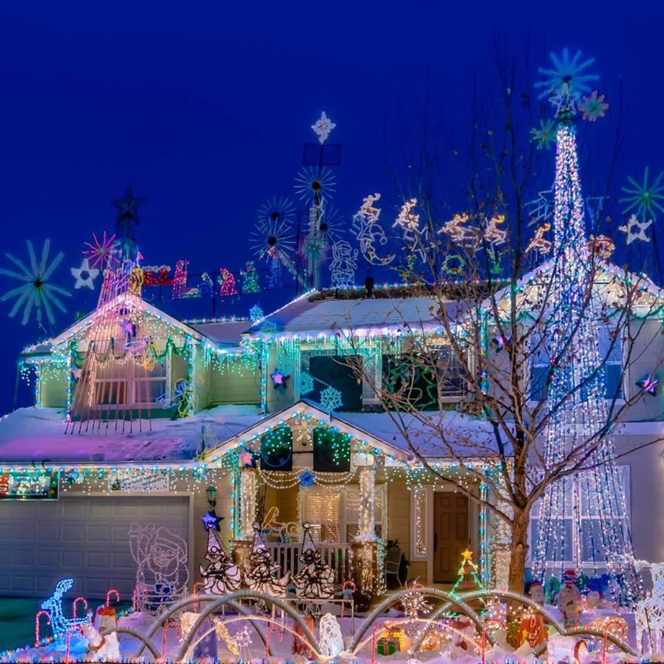 Nearby Christmas Light Displays