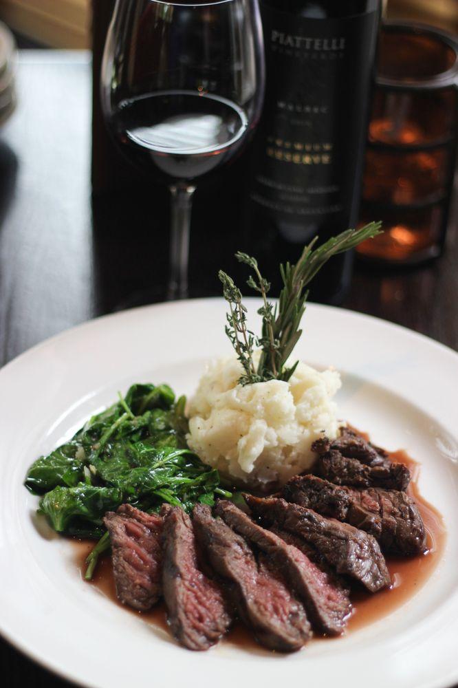 Good Places Get Steak