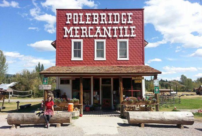 Polebridge Mercantile Facebook