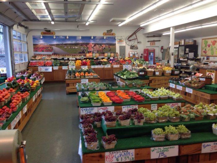Farmers Pittsburgh Market Pa