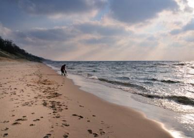 Kirk Park Is Most Beautiful Secret Beach In Michigan