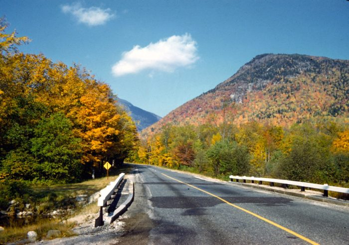 The 8 Most Scenic Roads In New Hampshire