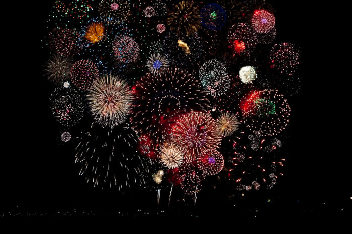 The Best 4th Of July Fireworks Shows In Texas In 2017