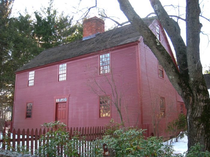 House Museum Noah Webster