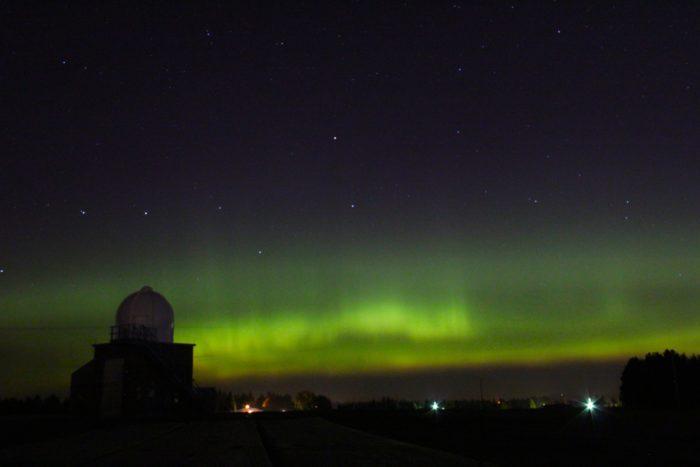 Can You See Northern Lights Washington State