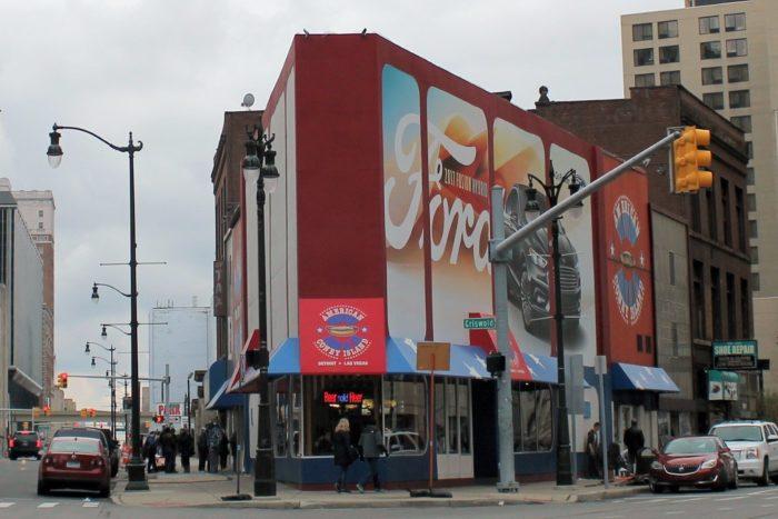 Coney Detroit Island Apollo Mi