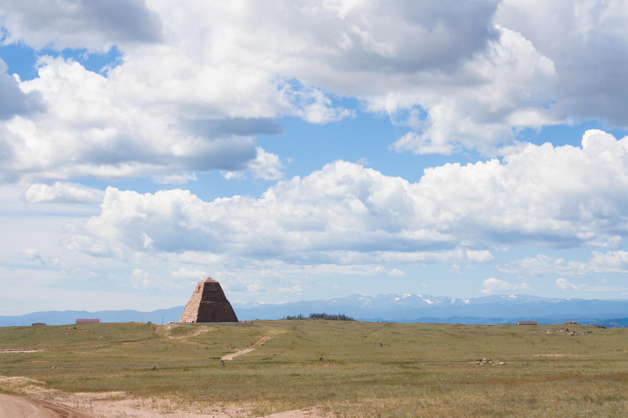 Tourism Wyoming Buffalo