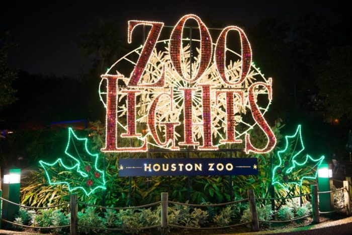Zoo Lights Parking