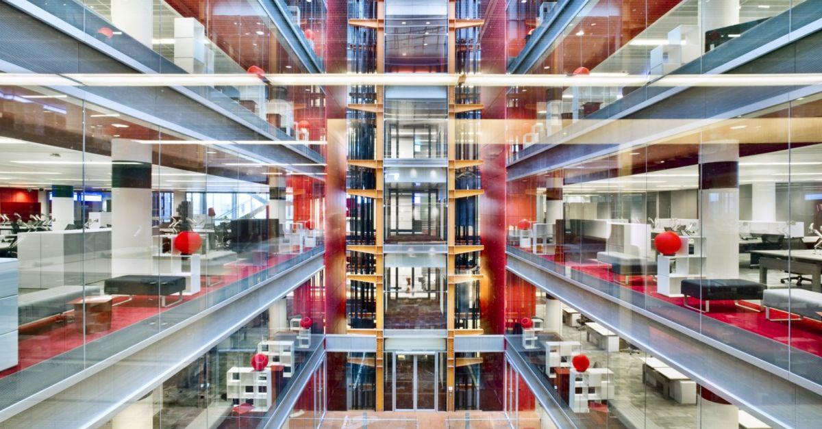 Office Interior Design Bristol