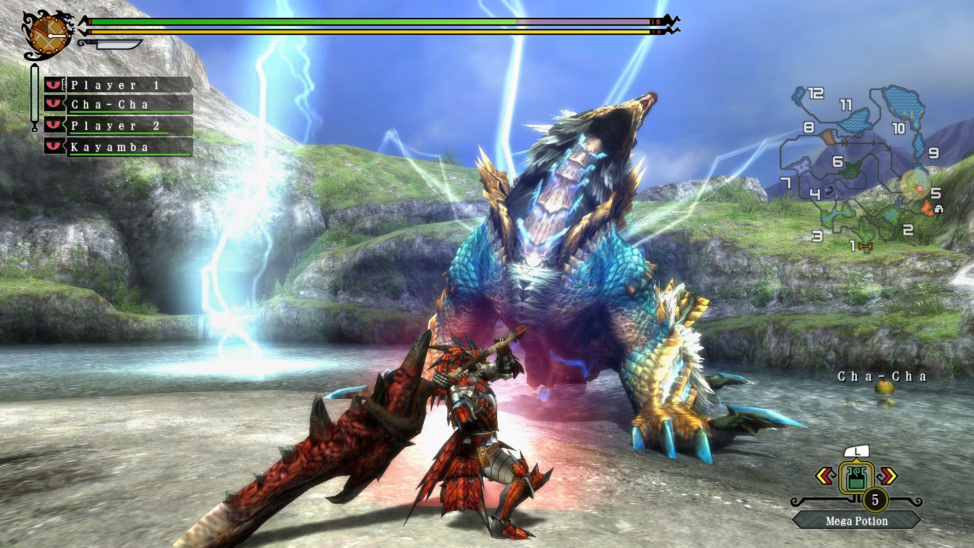 The Best Monster Hunter Games    Games    Lists    Paste monster hunter 3 ultimate jpg