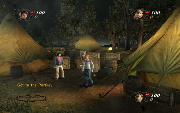 Ranking Every Harry Potter Videogame    Games    Galleries    Harry         harry potter games gof
