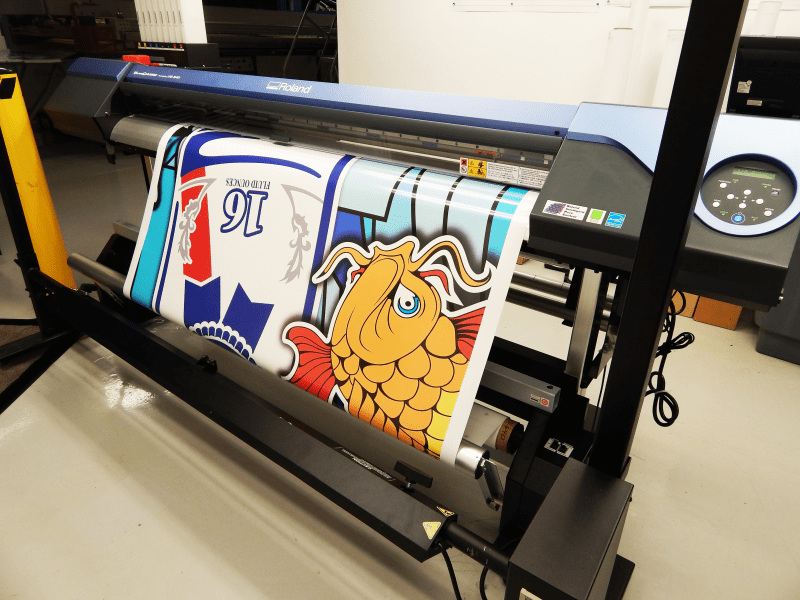 Digital Printing at Wisconsin Screen Process, Inc. and The ...