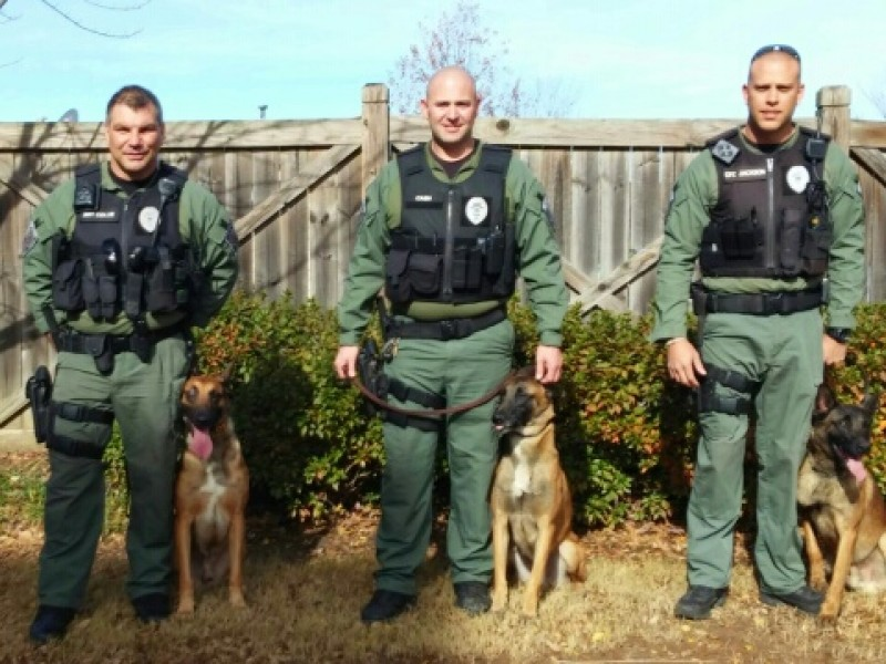 Cobb Police Department K9 Unit