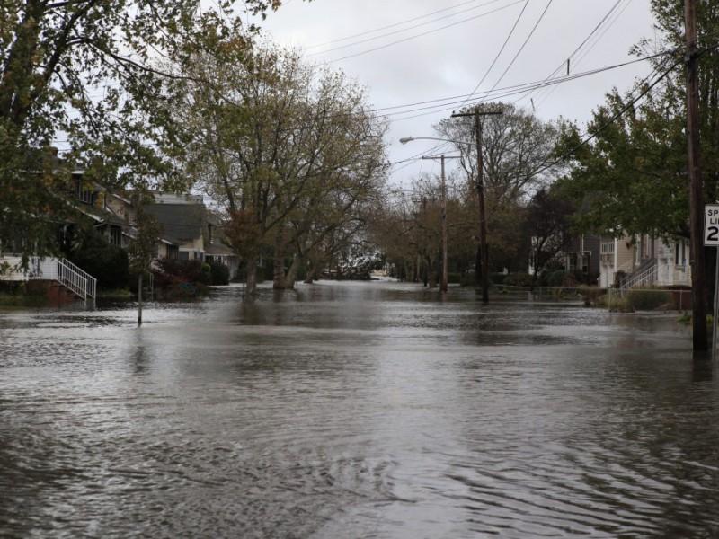 Hurricane Sandy Lakewood Jersey New